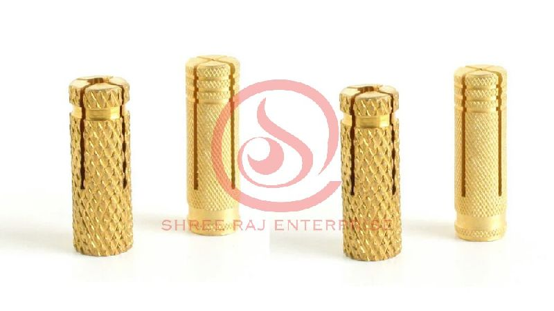 Brass Anchors 02