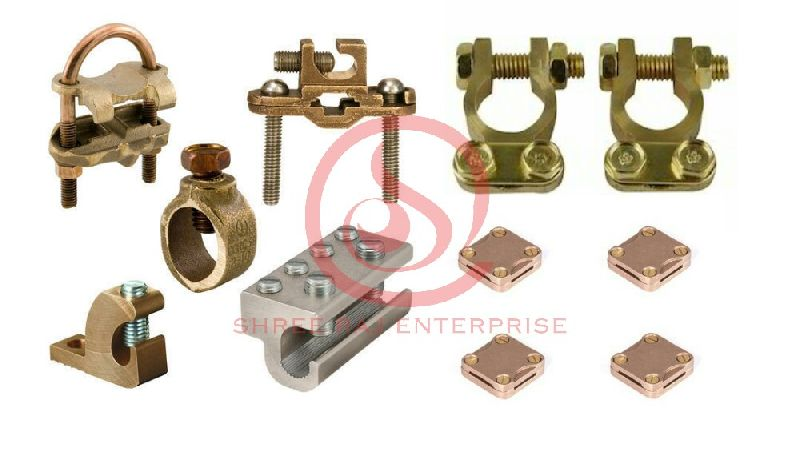Brass Earthing Accessories 01