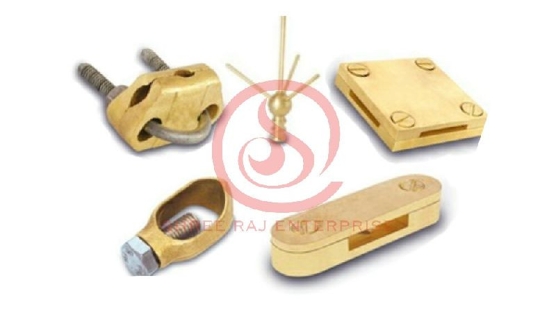 Brass Earthing Accessories 06