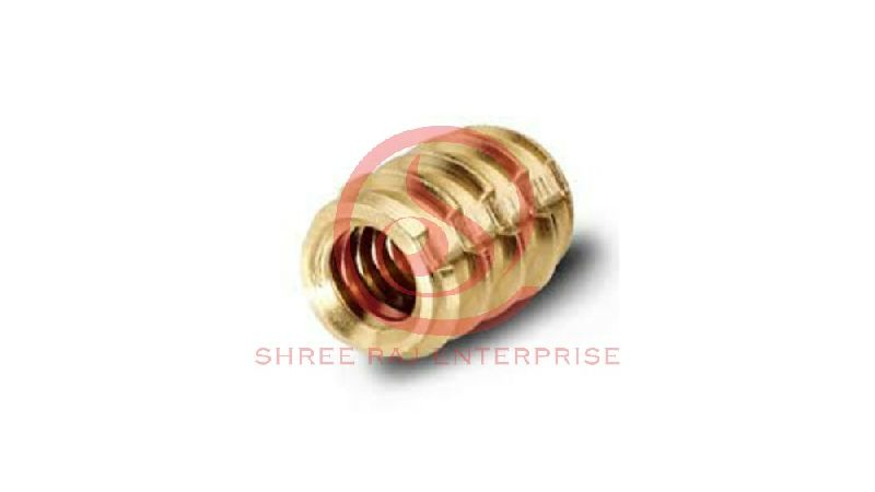 Brass Fibersert Inserts