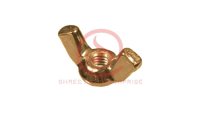 Brass Nuts 02
