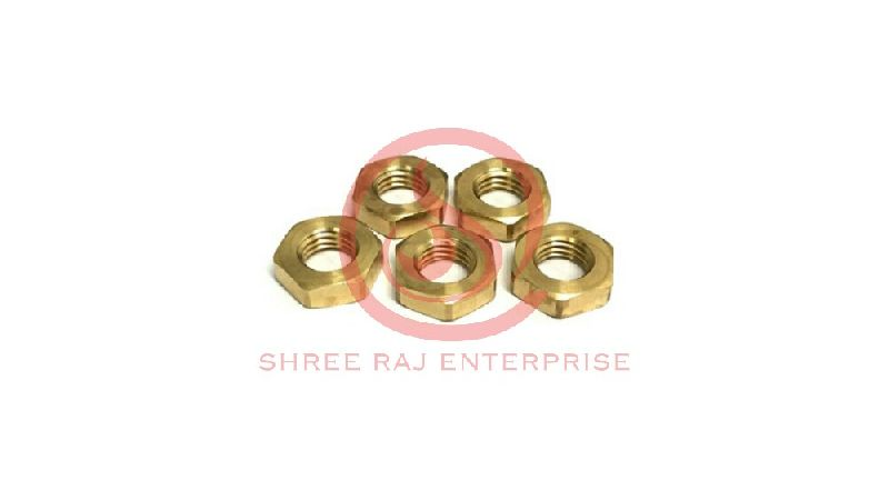 Brass Nuts 03