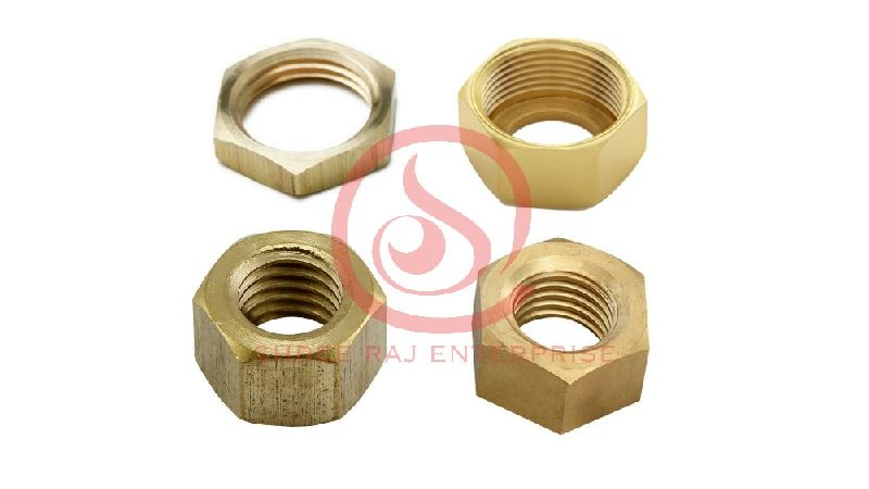 Brass Nuts 05