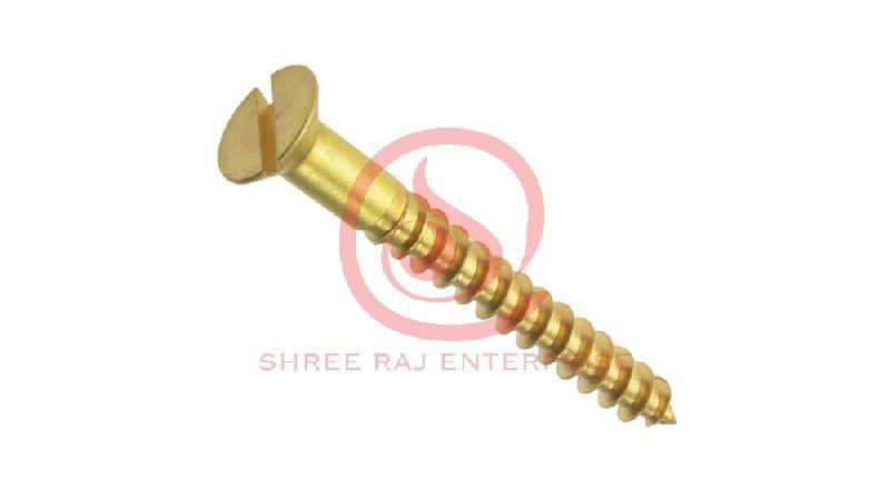 Brass Screws 04