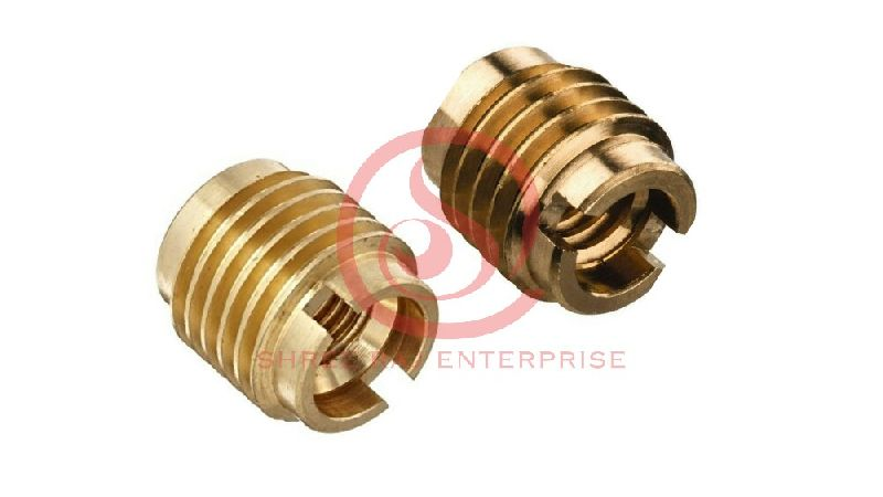 Brass Self Tapping Insert