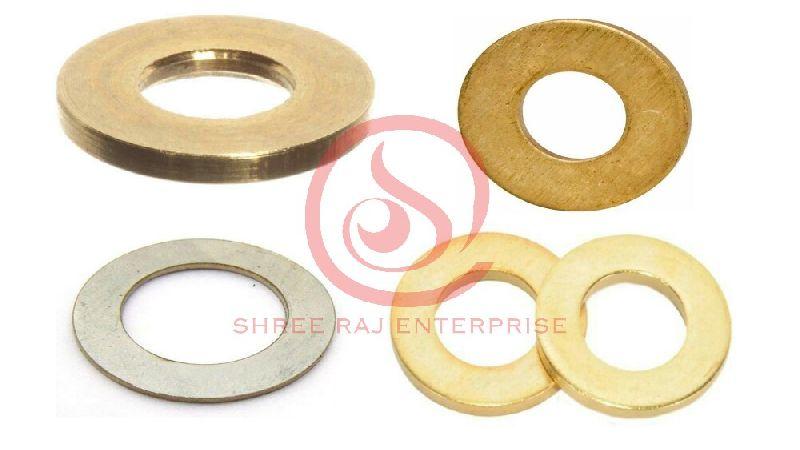 Brass Washers 01