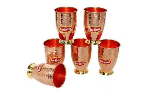 Wine Copper Glass