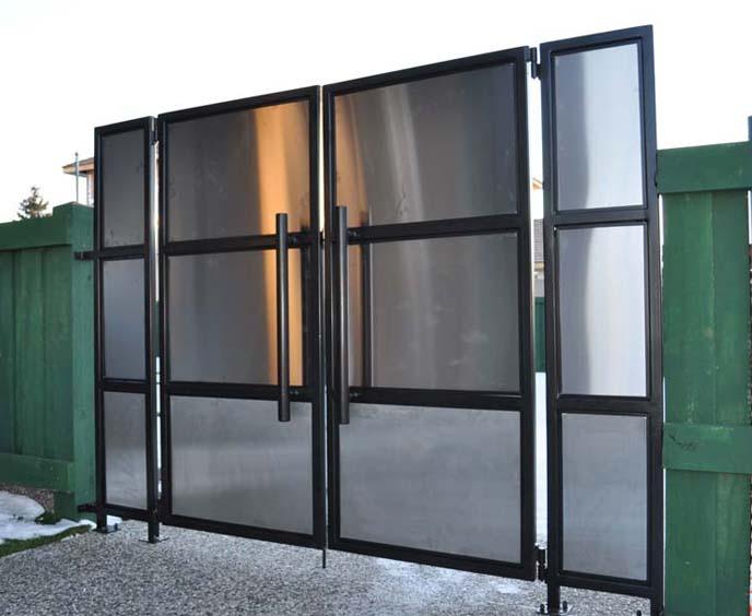 Fiber Main Gate Sheets