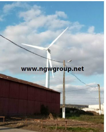 200KW Wind Turbine