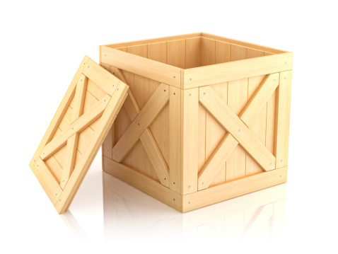 Wooden Packaging Box 02