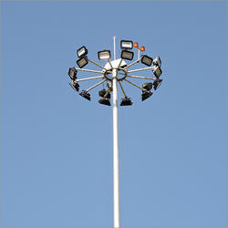 Electric High Mast Lights