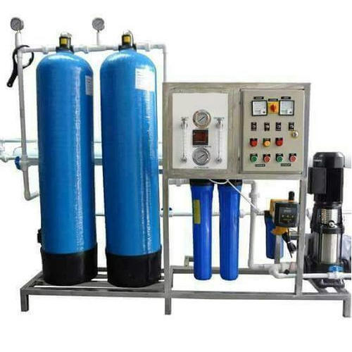 1000 LPH Stainless Steel Commercial RO Plant