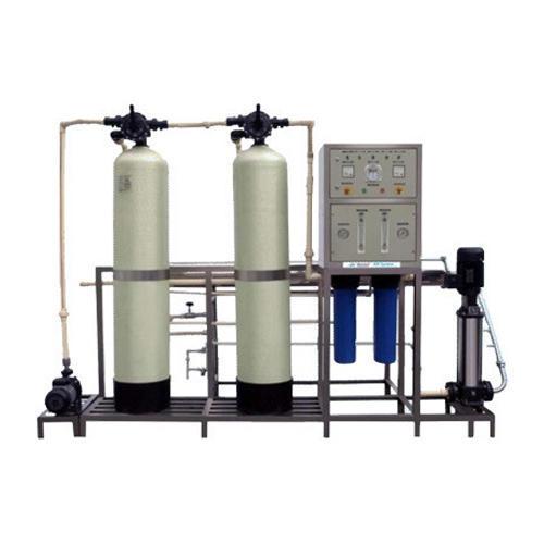 250 LPH Industrial RO Plant