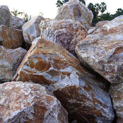 Boulder Stone 02