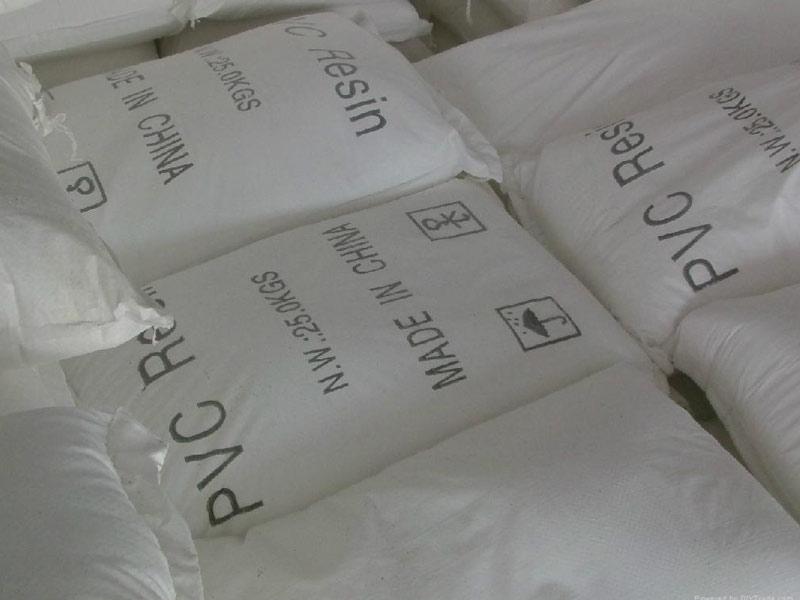 PVC Resin Granules 01