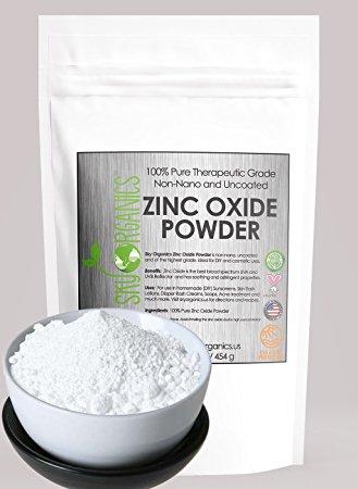 Pure Zinc Oxide