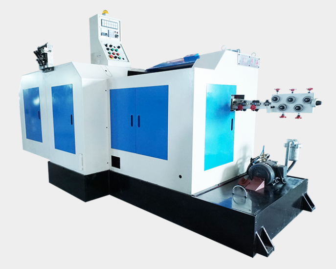 3 Die 3 Blow Screw Heading Machine