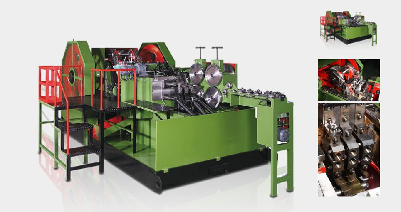 3D6B Screw Heading Machine