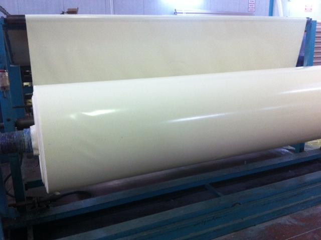 Backlit PB-510 PVC Printing Material