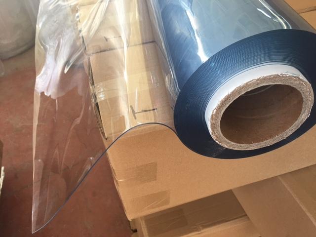 Transparent Soft PVC Sheet 02