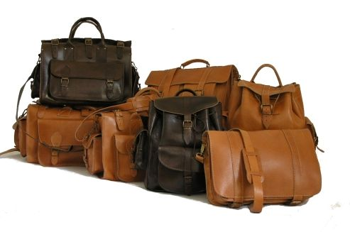 Leather Bags 01