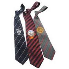 Printed School Ties 04