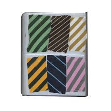 School Uniform Tie Fabric 01