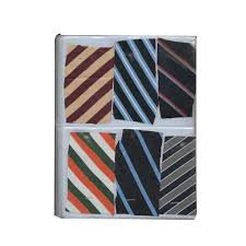 School Uniform Tie Fabric 02