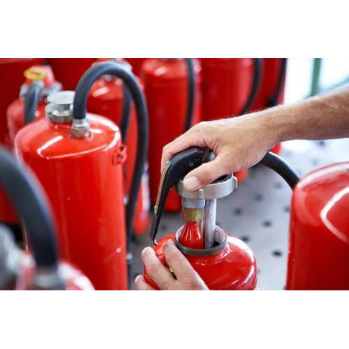 Fire Extinguisher Refilling Service 01