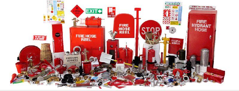 Fire Fighting Equipment 01