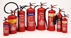Fire Fighting Equipment 02