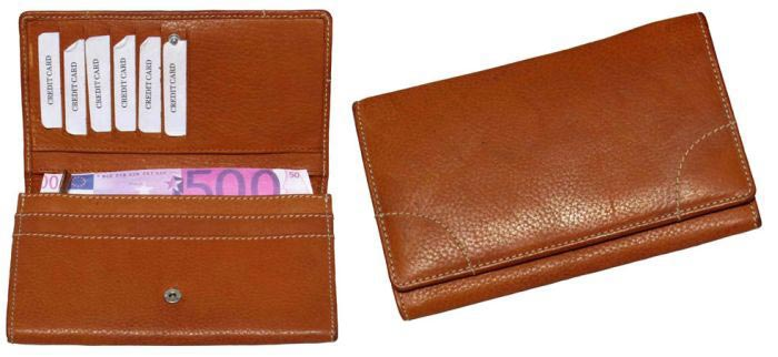 Ladies Eco Leather Wallets