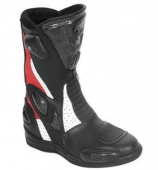 Leather Motorbike Boots