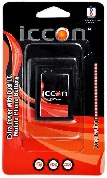 B100-850 mAh Mobile Phone Battery