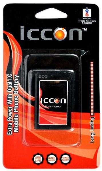 BL-5C-800 mAh Mobile Phone Battery