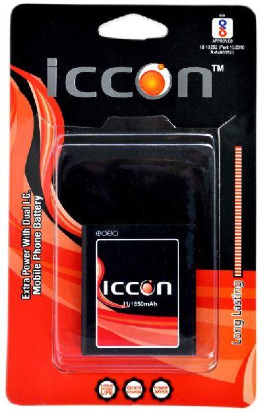 J1-1650 mAh Mobile Phone Battery