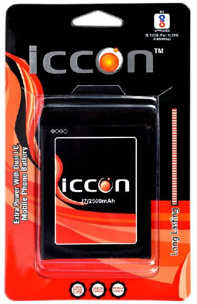 J7-2500 mAh Mobile Phone Battery