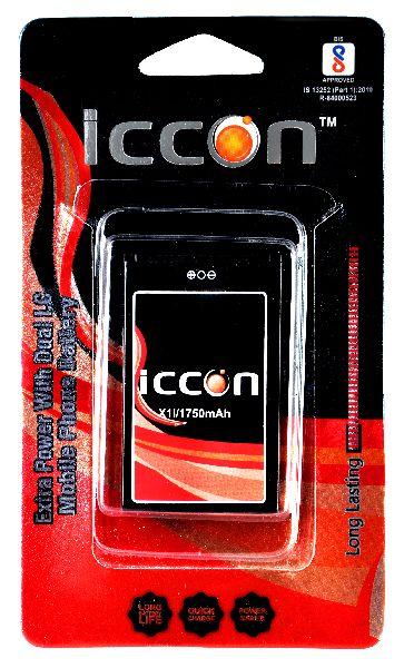 X1i-1750 mAh Mobile Phone Battery