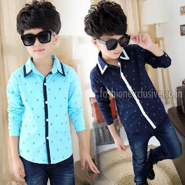 Baby Boy Shirt 01