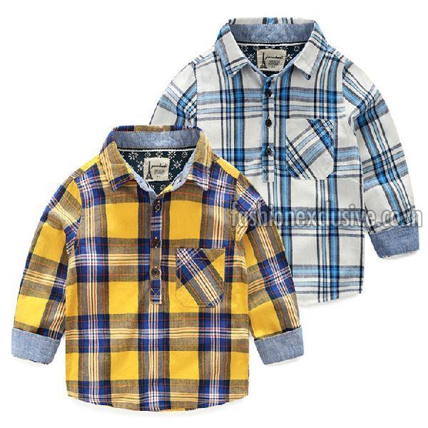Baby Boy Shirt 02