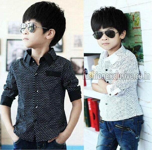Baby Boy Shirt 03
