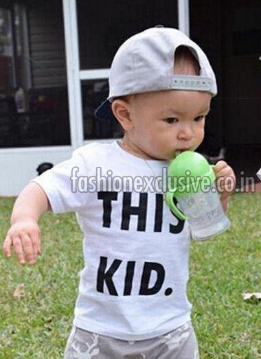 Kids T-Shirt 03