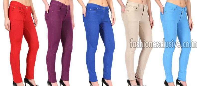 Ladies Jeans 06