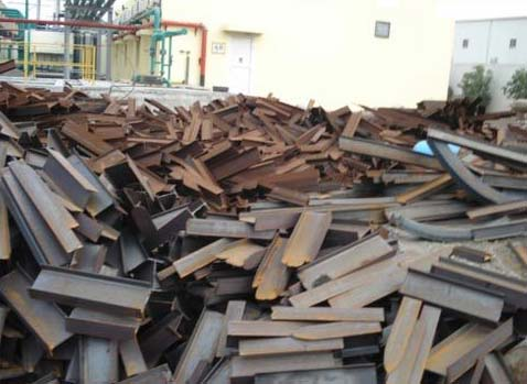 Industrial Metal Scrap