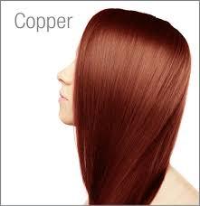 Copper Henna Hair Colour Powder