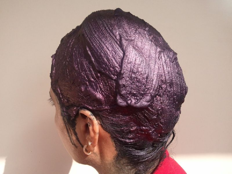 Natural Indigo Henna Hair Colour Powder
