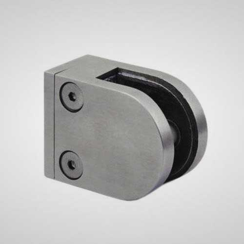 Solid Glass Holding Clamp