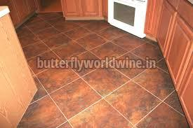 Colored Ceramic Floor Tiles