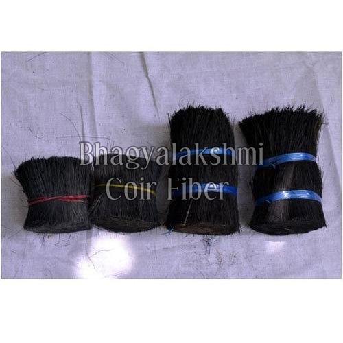 Black Coir Bristles
