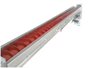 Poultry Feed Conveyor
